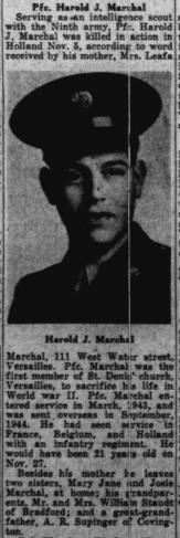 Catholic Telegrapg Register 12-1-1945