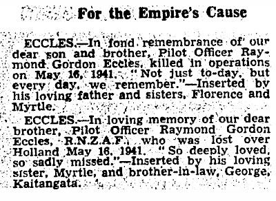 Otago Daily Times 16-5-1942