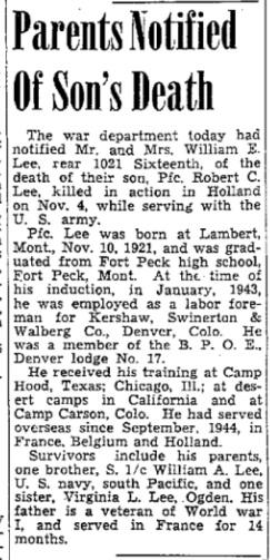 Ogden Stnadard 25-11-1944