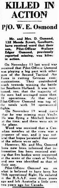 Goulburn Evening Post 6-6-1945