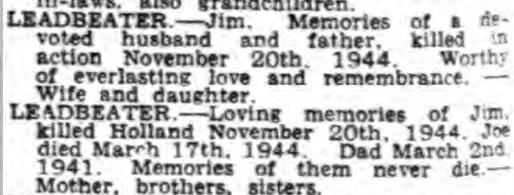 Nottingham Evening Post 20-11-1948
