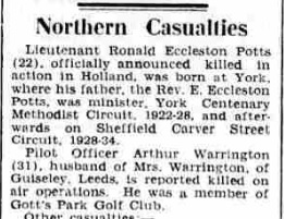 The Yorkshire Post and Leeds Mercury 27-2-1945