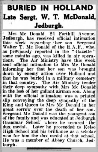 Jedburgh Gazette 26-12-1941