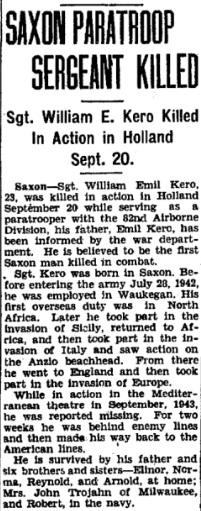 Daily Globe 23-10-1944