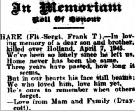 Stapleford & Sandicre News 10-4-1948