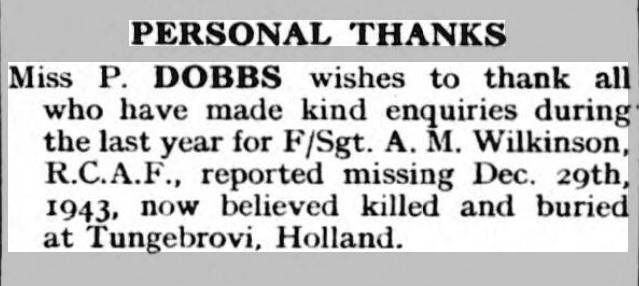 Buckingham Advertiser and Free Press 30-12-1944