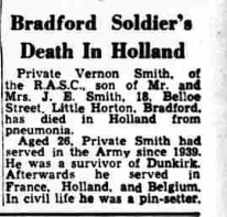 The Yorkshire Observer 14-8-1945