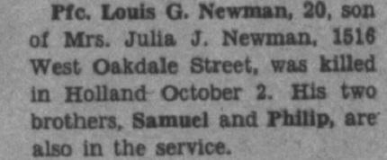 Philadelphia Jewish Exponent 29-12-1944