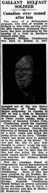 Belfast News letter 20-5-1949