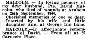 Perthshire Advertiser 25-9-1946