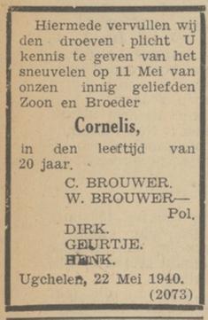 Nieuwe Apeldoornsche Courant 22-5-1940