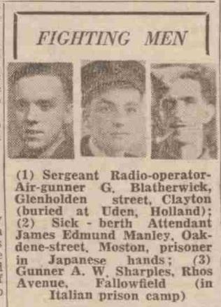 Manchester Evening 19-12-1942