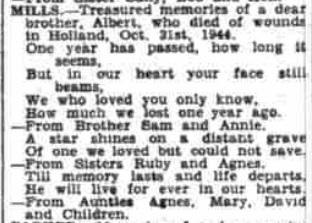 Burnley Express 3-11-1945