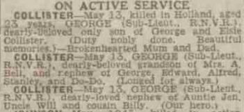 The Liverpool Echo 18-5-1945