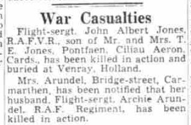 Western Mail & South Wales News 10-3-1945