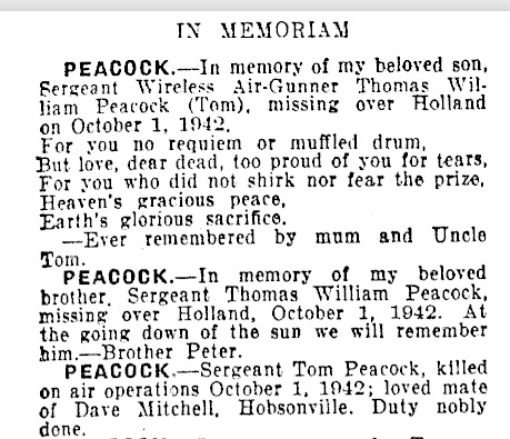 New Zealand Herald 1-10-1943