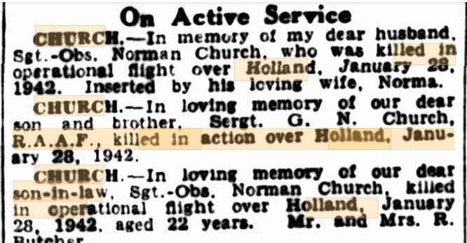 The Sydney morning Herald 28-1-1943