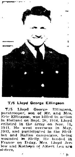Alberta Lea Evening Tribune 21-5-1945