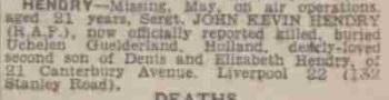 The Liverpool Echo 27-9-1943