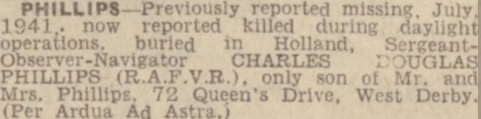 Liverpool Daily post 31-12-1941