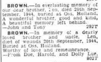 Lincolnshire Echo 20-9-1949
