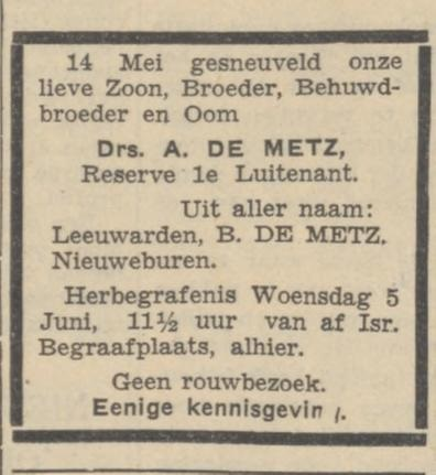 Algemeens Handelsblad 3-6-1940