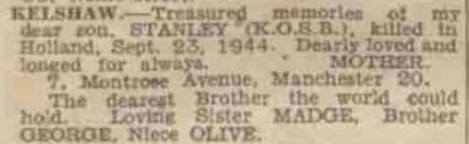 Manchester Evening News 24-9-1945