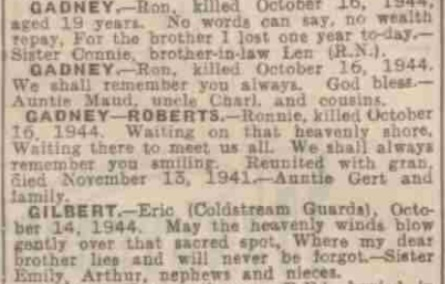 The Birmingham Mail 16-10-1945