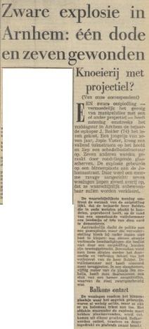 14-8-1961 Trouw