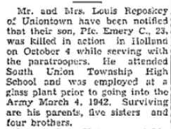Connellsville Daily Courier 7-11-1944