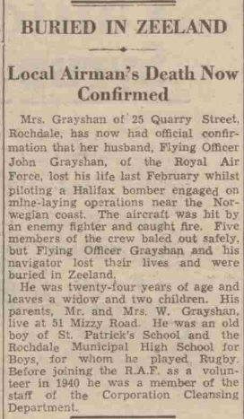 The Rochdale Observer 8-9-1945