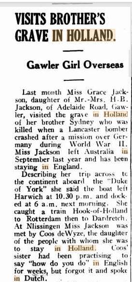 Bunyip 20-5-1949