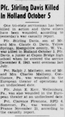 Cumberland News 23-12-1944