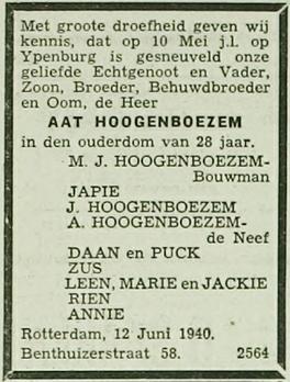 Rotterdamsch Nieuwsblad 12-6-1940