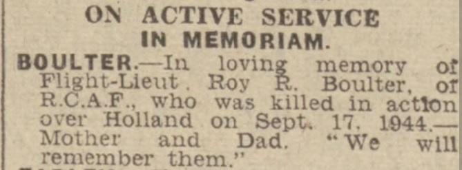 Western Daily Press 17-9-1945