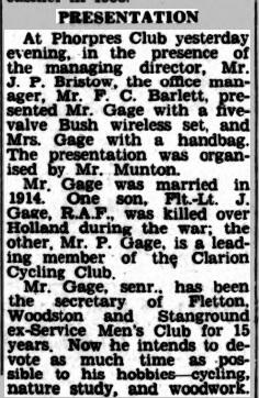 Peterborough Standard 1-7-1949