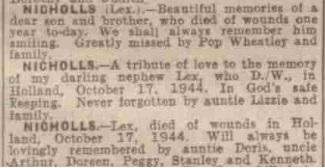 Birmingham Mail 17-10-1945