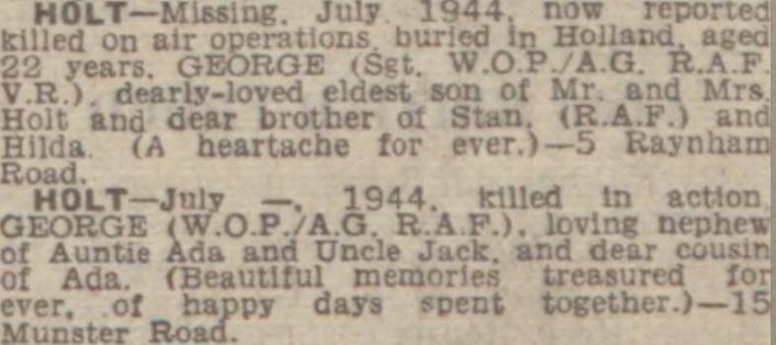 Liverpool Echo 6-4-1945