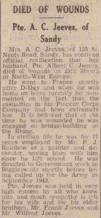 Bedfordshire Times and Standard 6-4-1945