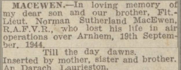 Falkirk Herald 18-9-1948