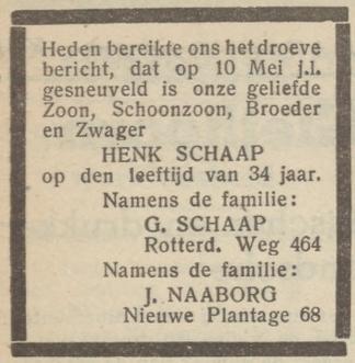 Delftsche Courant 21-5-1940