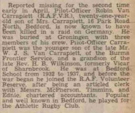The Bedfordshire Times and Standard 16-5-1941