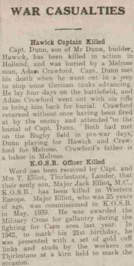 The Berwickshire News 27-2-1945
