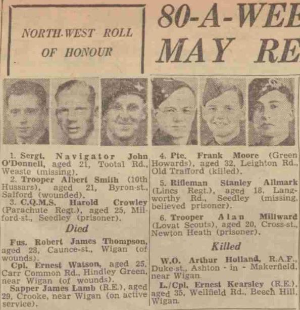 Manchester Evening News 5-12-1944