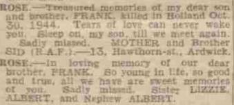 Manchester Evening News 30-10-1945