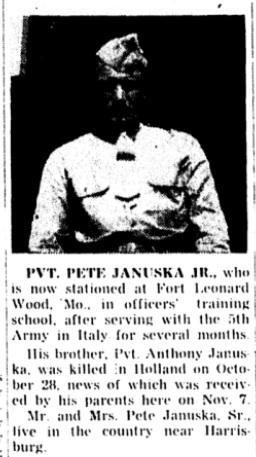 Harrisburg Daily Register 9-12-1944