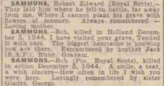 The Birmngham Mail 3-10-1945