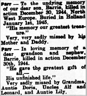 South Wales Gazette 11-1-1946