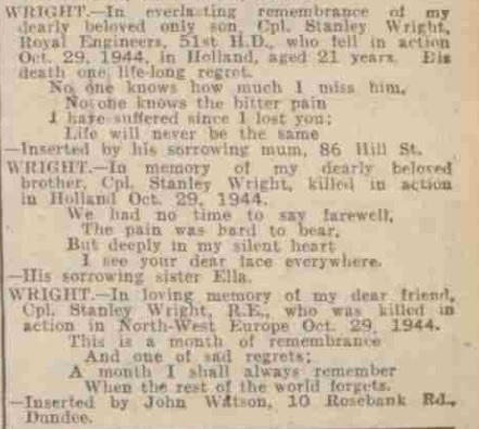 The Evening Telegraph 29-10-1945