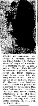 Cumberland Evening times 3-11-1944